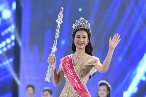 """Đỗ Mỹ Linh đăng quang """"Hoa hậu Việt Nam 2016"""""""