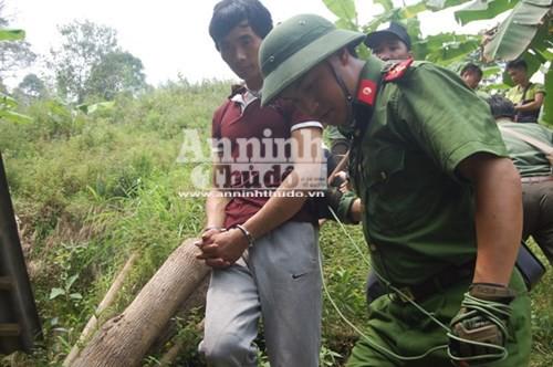 Sự bình thản chết chóc của nghi can giết 4 mạng người ở Lào Cai ảnh 2