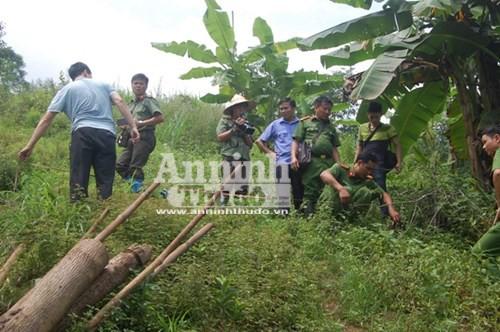 Sự bình thản chết chóc của nghi can giết 4 mạng người ở Lào Cai ảnh 4