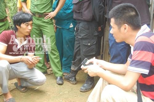 Sự bình thản chết chóc của nghi can giết 4 mạng người ở Lào Cai ảnh 6
