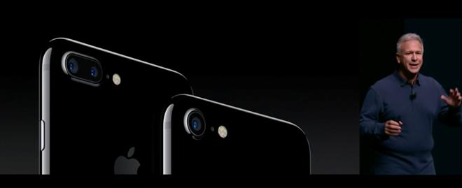 iPhone 7 ra mắt: Chống nước, camera kép, giá từ 649 USD ảnh 1
