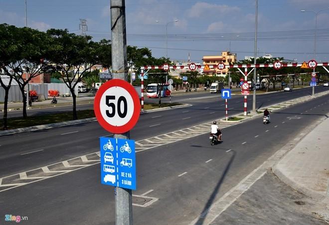 Từ tháng 11, Quy chuẩn kỹ thuật quốc gia về báo hiệu đường bộ của Bộ Giao thông vận tải sẽ có hiệu lực. Ảnh minh họa: Lê Quân