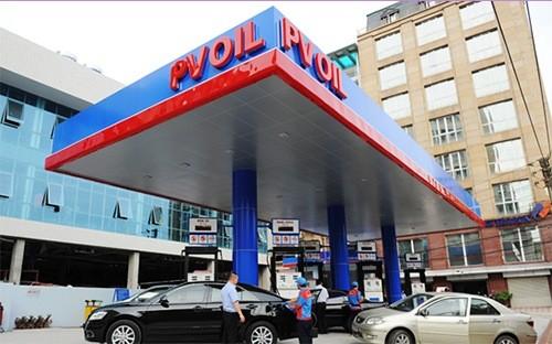 PV OIL khuyến mại giảm giá bán xăng dầu