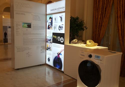 """Máy giặt Samsung Addwash nhận giải """"Thiết kế của năm"""" 2016 ảnh 3"""