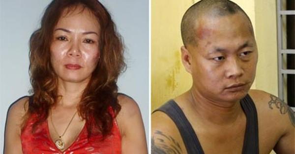 """Nguyễn Thị Thu và lái xe kiêm """"phi công trẻ"""" Vũ Đình Trường"""