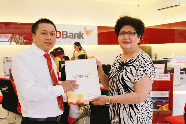 HDBank về miệt vườn sông nước Tiền Giang