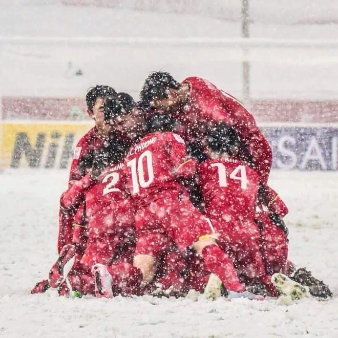 Chung kết lịch sử của U23 Việt Nam: Những giọt máu đỏ rơi trên tuyết trắng...