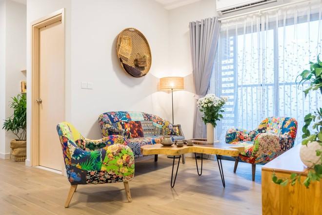 Một trong những căn hộ được đầu tư nội thất để cho thuê trải nghiệm tại Ecopark