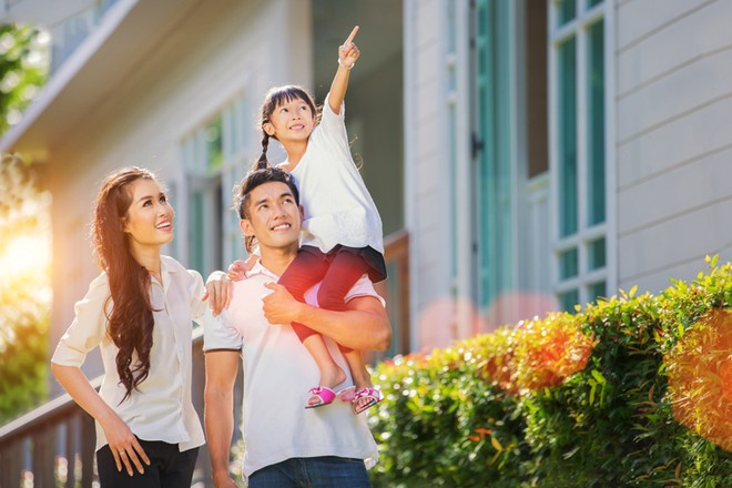 Lựa chọn vay mua nhà thông minh có thể giúp bạn nhanh chóng hoàn thành kế hoạch sở hữu được tổ ấm mơ ước