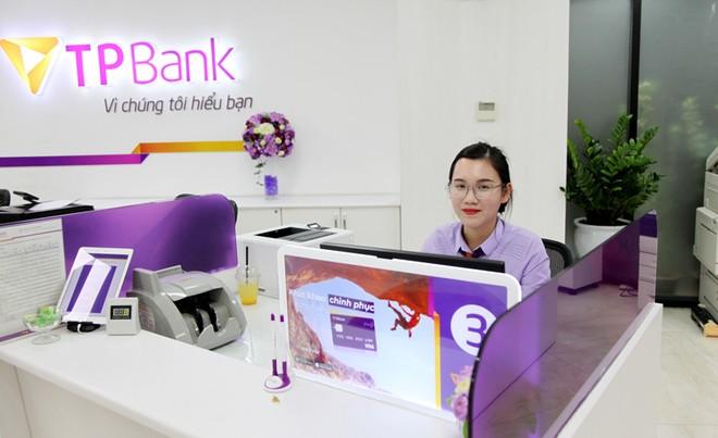 Nhân viên chuyên nghiệp, thân thiện, phòng giao dịch hiện đại, TPBank được đánh giá là một trong những ngân hàng có chất lượng phục vụ tốt nhất Việt Nam