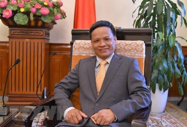 Phó Giáo sư Tiến sỹ Nguyễn Hồng Thao. Ảnh: TTXVN