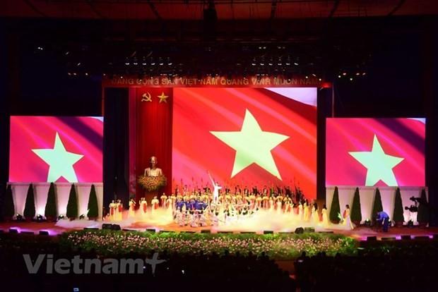 Bai phat bieu cua Tong Bi thu tai Le ky niem 130 nam Ngay sinh Bac Ho hinh anh 2