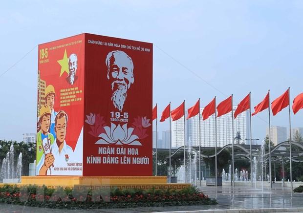 To chuc trong the Le ky niem 130 nam Ngay sinh Chu tich Ho Chi Minh hinh anh 3