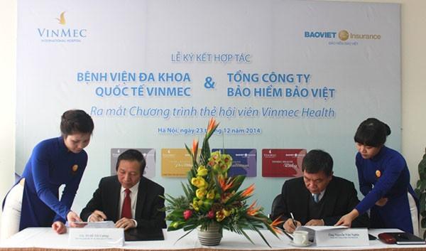 Tận hưởng dịch vụ y tế cao cấp, chi phí hợp lý với Vinmec Health ảnh 1