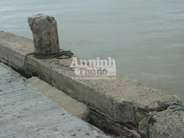 Phú Yên: Kè chắn sóng nơi 500 tàu thuyền tránh bão có nguy cơ sập ảnh 1