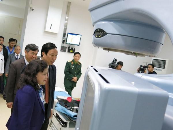 Vinmec khai trương trung tâm dịch vụ xạ trị hiện đại hàng đầu Việt Nam ảnh 2