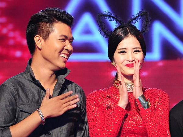 """Đông Nhi """"máu lửa"""" thể hiện rap, Sơn Tùng """"ngậm ngùi"""" chia giải thưởng ảnh 12"""