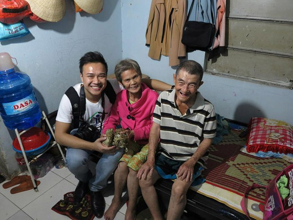 Dàn sao Việt chung tay gói bánh chưng, bánh tét gửi tặng người nghèo ảnh 15