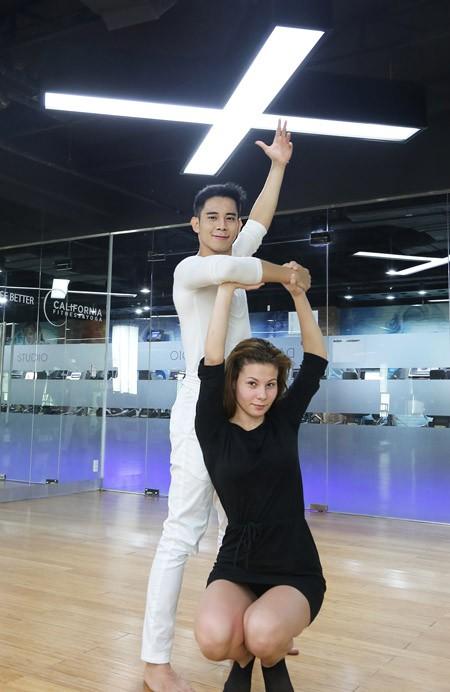 Hồ Vĩnh Khoa từ bỏ công việc để trở lại Bước nhảy hoàn vũ ảnh 7