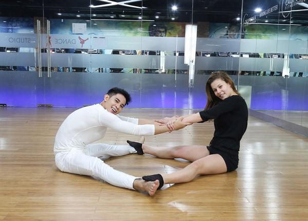 Hồ Vĩnh Khoa từ bỏ công việc để trở lại Bước nhảy hoàn vũ ảnh 2
