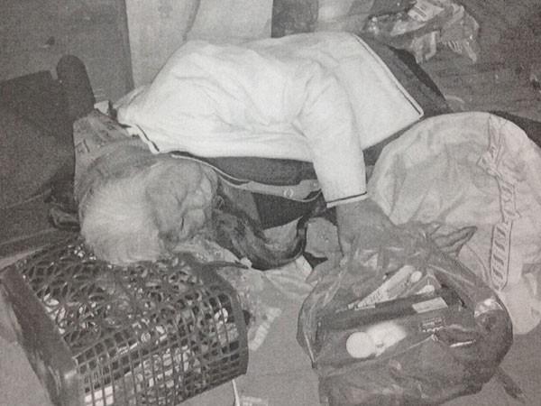 Tìm thân nhân cụ bà 85 tuổi sống lang thang trên đường Trần Hưng Đạo ảnh 1