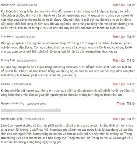 Lời xin lỗi của Trang Trần là bằng chứng vạch rõ âm mưu của kẻ xấu ảnh 2