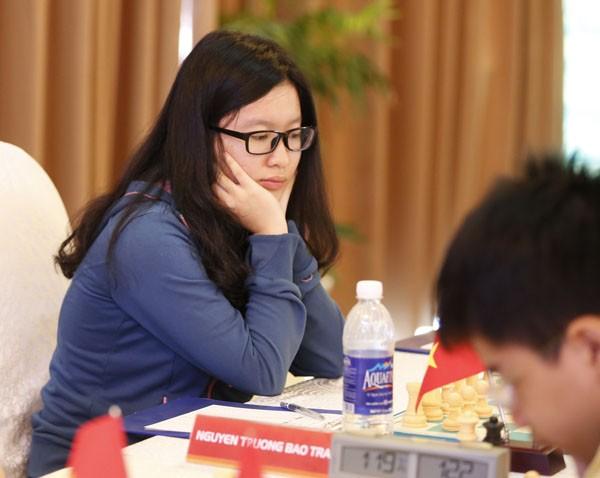 Giải Cờ vua Quốc tế HDBank 2015: Quang Liêm giữ mạch bất bại ảnh 4