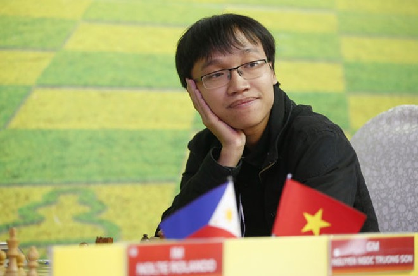 Giải Cờ vua Quốc tế HDBank 2015: Quang Liêm giữ mạch bất bại ảnh 5