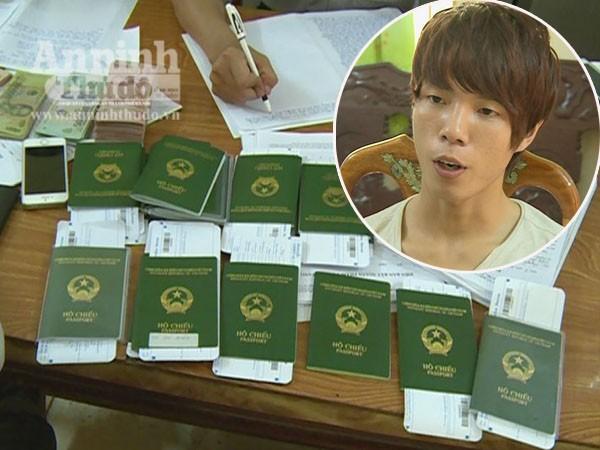 Bắt quả tang một đối tượng đưa 18 người đi Malaysia trái phép ảnh 1