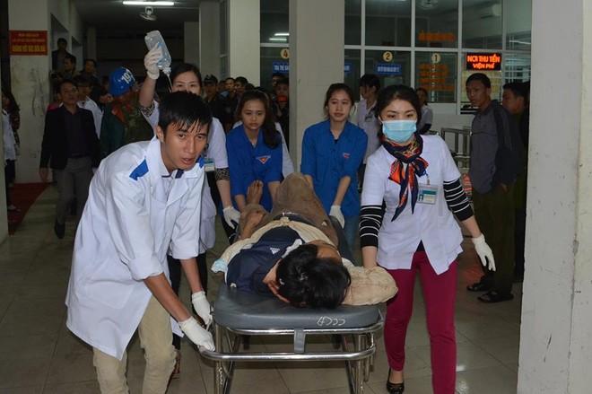 Vụ sập giàn giáo tại Formosa (Hà Tĩnh): 17 người đã tử vong ảnh 3