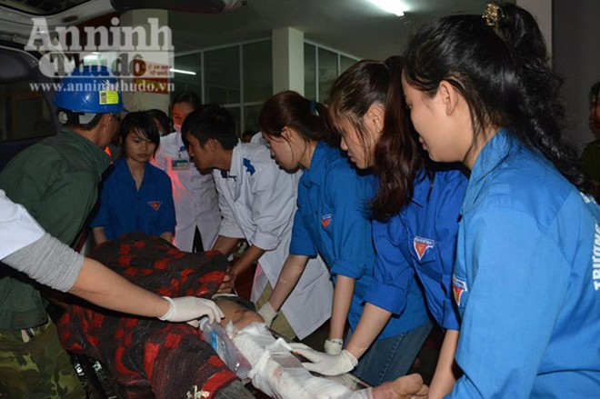 Vụ sập giàn giáo tại Formosa (Hà Tĩnh): 17 người đã tử vong ảnh 7