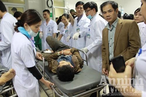 Vụ sập giàn giáo tại Formosa (Hà Tĩnh): 17 người đã tử vong ảnh 5