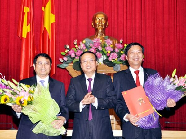 Nhân sự mới Ban Tổ chức Trung ương và Tỉnh ủy Quảng Ninh ảnh 1
