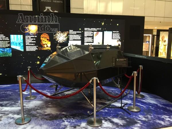 Kỳ tích của chàng trai Việt chế tạo phi thuyền vào không gian ảnh 4