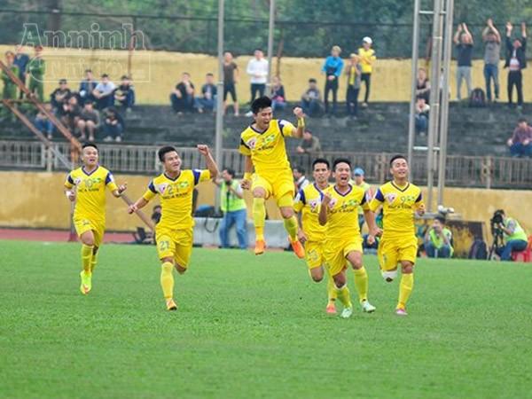 Vòng 9 V-League: SLNA đẩy HAGL xuống gần bét bảng ảnh 1
