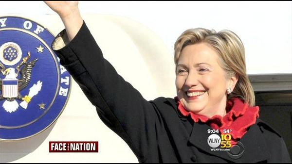 Bà Hillary khởi động tranh cử ảnh 1