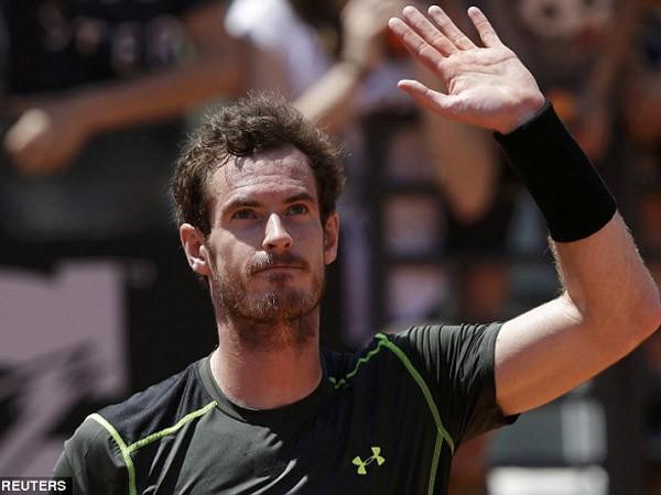Murray rút lui, Nadal vững bước ảnh 1