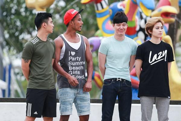 """Chi Pu xuất hiện khiến Cường Seven bất ngờ, MLee """"sốc nặng"""" ảnh 3"""