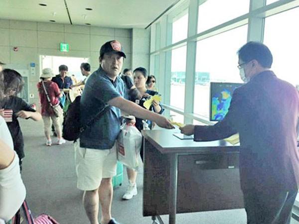 Du khách tại Hàn Quốc được hỗ trợ y tế ảnh 2