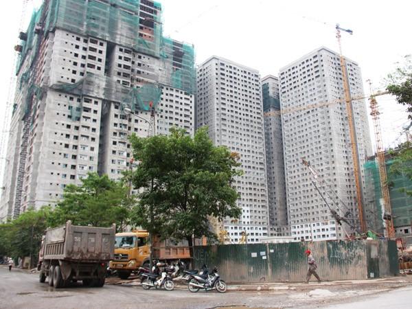 Tín dụng bất động sản tăng mạnh ảnh 1