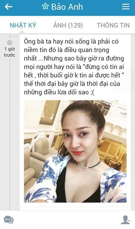 """Ảo tưởng quá đà về bản thân, Angela Phương Trinh bị """"ném đá"""" dữ dội ảnh 2"""