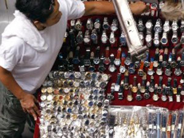 Phần lớn hàng nhái ở Thái Lan đến từ Trung Quốc ảnh 1
