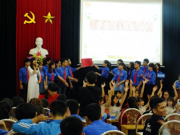 Sinh viên Hà Nội Mãi mãi tri ân các thầy giáo, cô giáo kính yêu ảnh 7