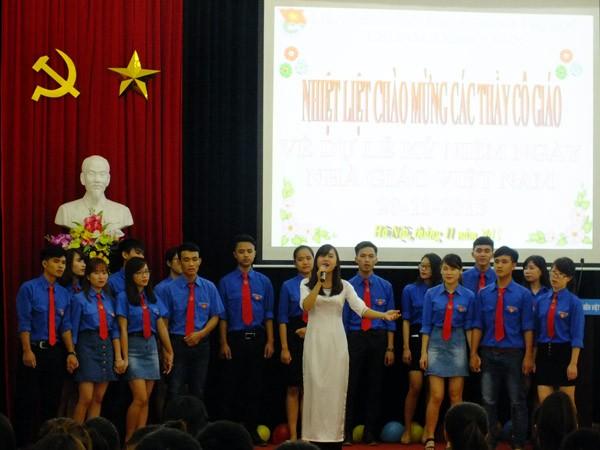 Sinh viên Hà Nội Mãi mãi tri ân các thầy giáo, cô giáo kính yêu ảnh 2