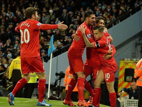 Man City 1-4 Liverpool: 'Song sát' Coutinho – Firmino nhấn chìm Etihad ảnh 1