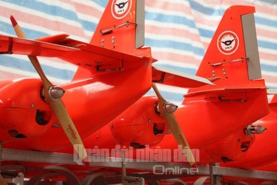Máy bay không người lái Việt Nam - từ xưởng sản xuất tới bầu trời ảnh 2