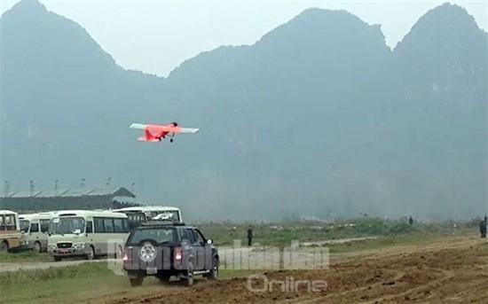 Máy bay không người lái Việt Nam - từ xưởng sản xuất tới bầu trời ảnh 16