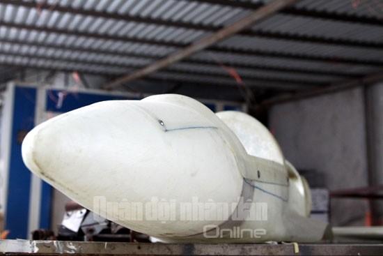 Máy bay không người lái Việt Nam - từ xưởng sản xuất tới bầu trời ảnh 4