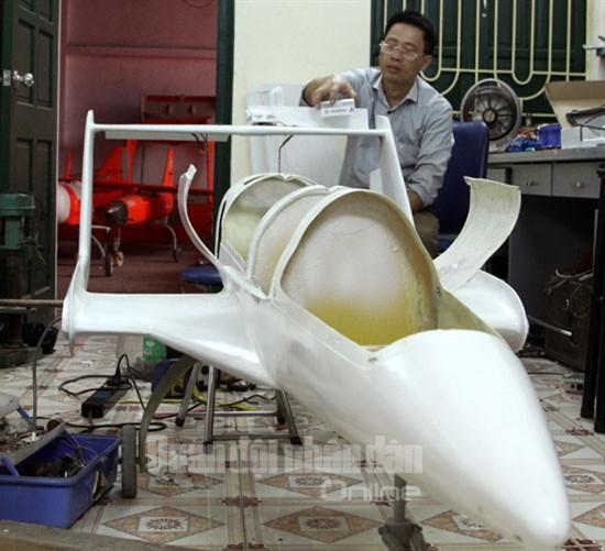 Máy bay không người lái Việt Nam - từ xưởng sản xuất tới bầu trời ảnh 8