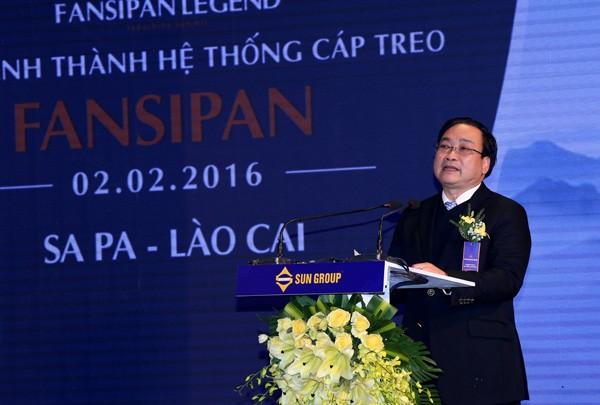 Cáp treo Fansipan - Sapa chính thức vận hành và đón nhận 2 kỷ lục Guinness ảnh 2